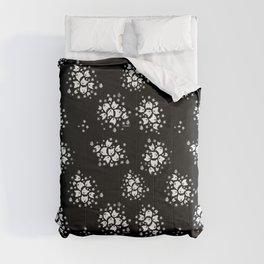 KiniArt Westie Bouquets Comforters