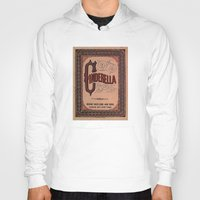 book cover Hoodies featuring Cinderella Book Cover by proudcow