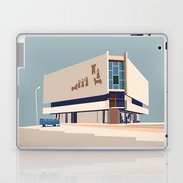 Soviet Modernism: Chess house in Yerevan Laptop & iPad Skin