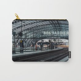 The train is coming Carry-All Pouch