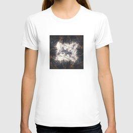 World Whorled T-shirt