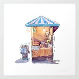 Peddler 03 Art Print