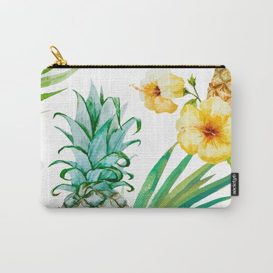 Pines & palms Carry-All Pouch