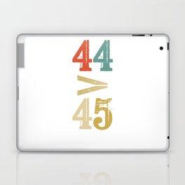 44 > 45 Anti Trump Impeach Laptop & iPad Skin