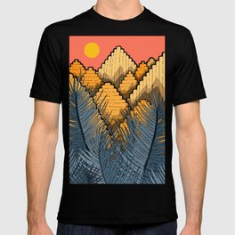 Pyramid Mountains T-shirt