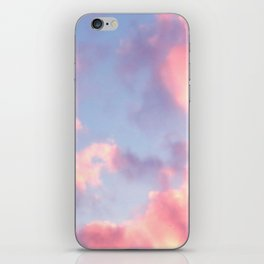 Whimsical Sky iPhone Skin
