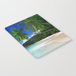 Turquoise Waters Notebook