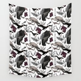 Vulture Culture Wall Tapestry