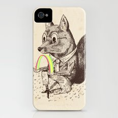 Strange Fox Slim Case iPhone (4, 4s)