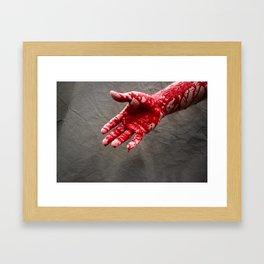 .91 Framed Art Print