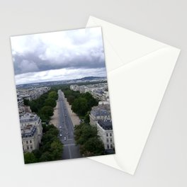 Ciel ouvert Stationery Cards