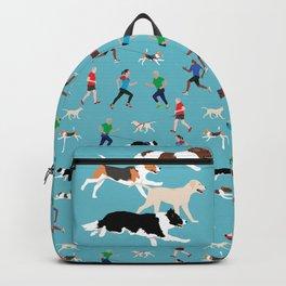 Canicross Quartet Backpack
