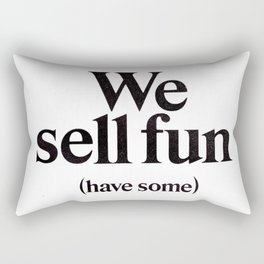 Basis Of Advertising Rectangular Pillow