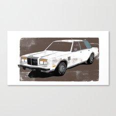 Chrysler New Yorker Canvas Print