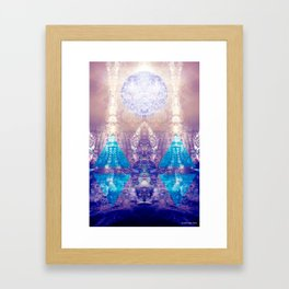 The Chariot Framed Art Print