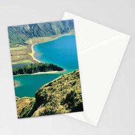 Lagoa do Fogo Stationery Cards