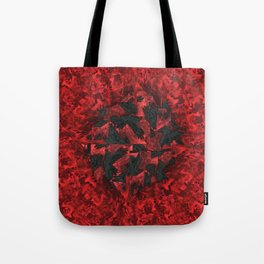 Ravens and Crows Tote Bag