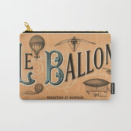 Le Ballon Carry-All Pouch