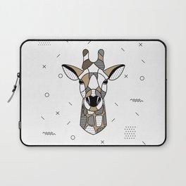 Giraffe Chocolat Laptop Sleeve