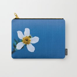 flower photography by Fidel Fernando Carry-All Pouch