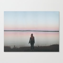 Tranquility at Dusk Canvas Print