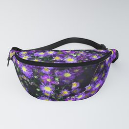 Provence Purple Blossoms Fanny Pack