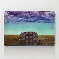sonic iPad Cases featuring Sonic Field by Liall Linz