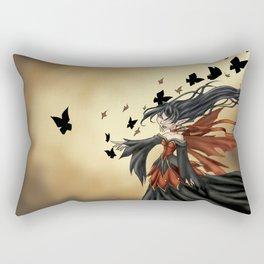 Innocence Lost Rectangular Pillow