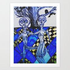 Turbo Nature Art Print