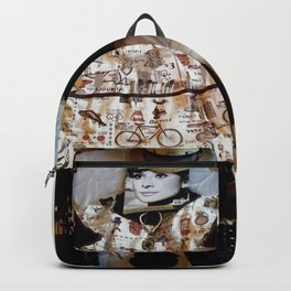 My Life Is Like A Collage Backpack