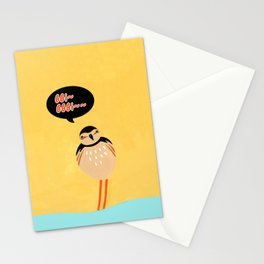 SCOLOPACIDAE BIRD Stationery Cards