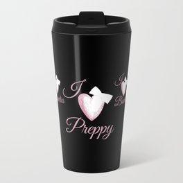 Preppy & Bowties Love (B&P) Travel Mug