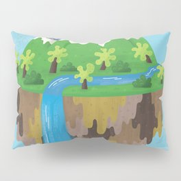 Flight of the Wild Pillow Sham