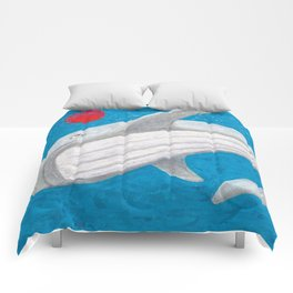 The Adventures of Red Ball - In the Ocean. Comforters