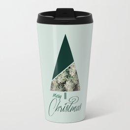 Green Xmas #society6 #green #xmas Travel Mug