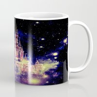 celestial Mugs featuring Celestial Palace by WhimsyRomance&Fun