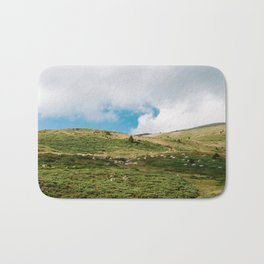 Le Troupeau des Chevaux/The Herd of Horses Bath Mat