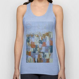 Ode to Madame Clicquot Unisex Tank Top