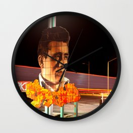 James Dean Fly by Night Wall Clock