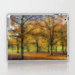 Greenwich Park London Pastel Laptop & iPad Skin