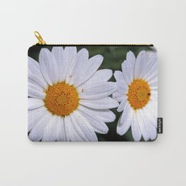 Marguerites - Flowerpower Carry-All Pouch