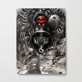 Giger Wars Metal Print