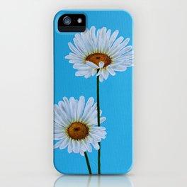 Daisy vue. iPhone Case