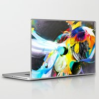 archan nair Laptop & iPad Skins featuring Vivid Reflections by Archan Nair