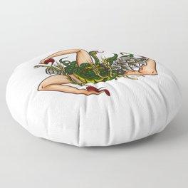 Trinacria Floor Pillow
