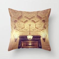 Alamo Ceiling Throw Pillow