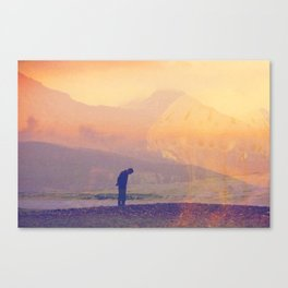 4 Exposure Canvas Print
