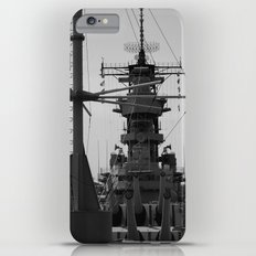 USS Wisconsin iPhone 6 Plus Slim Case