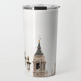 Catedral de la Almudena Travel Mug