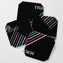 Transcend Gender Alternate Coaster